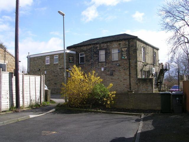 Birkenshaw Liberal Club - off James Street, Birkenshaw