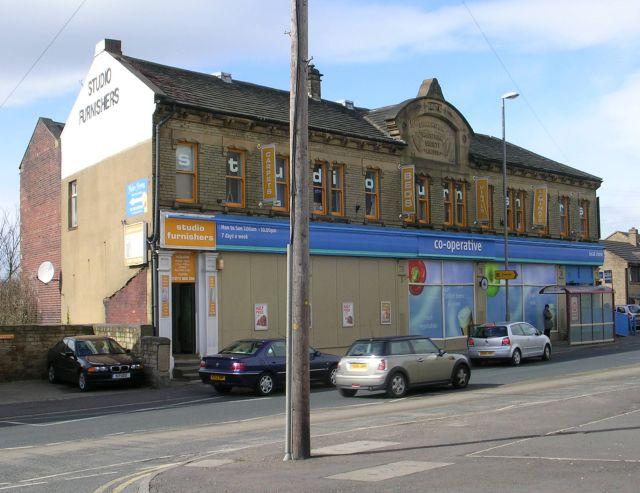 Birkenshaw Industrial Society Ltd - Bradford Road