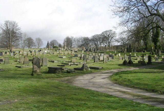 St Paul's Church Graveyard - Bradford Road, Birkenshaw