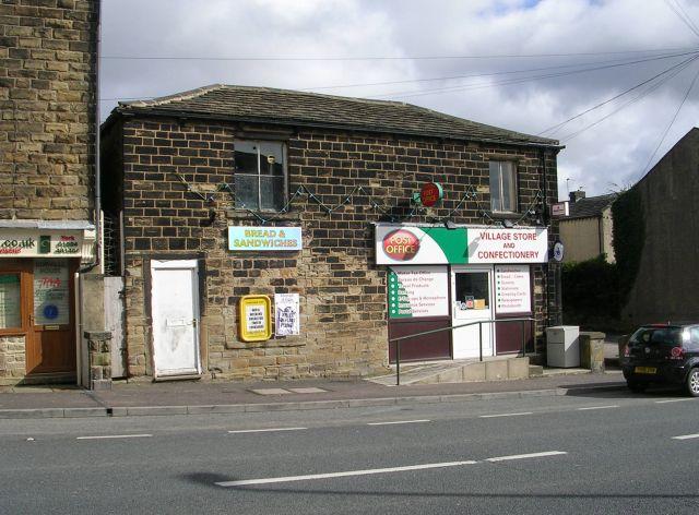 Post Office - Bradford Road, Birkenshaw