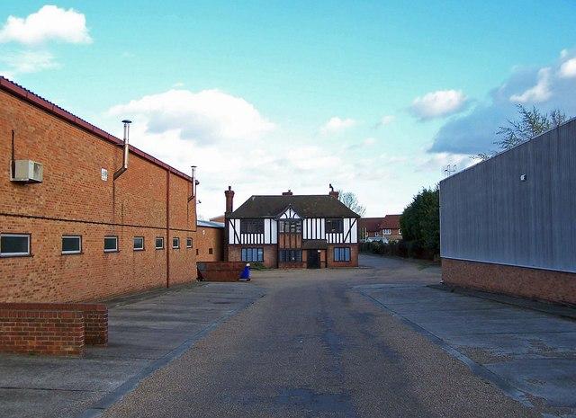 Staplehurst Lodge Industrial Centre