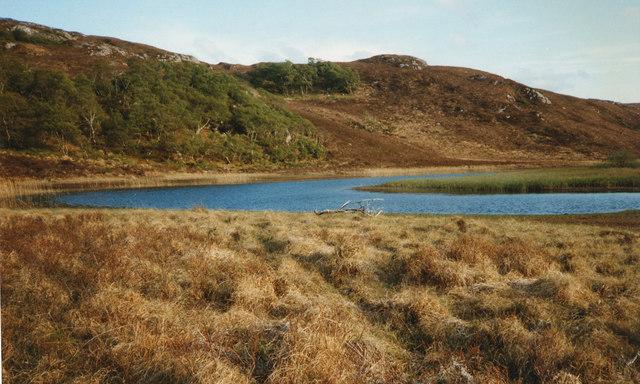 Loch Bad a' Chrotha