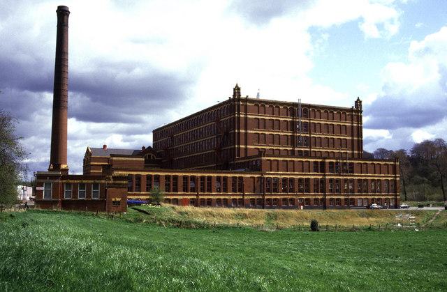 Pear Mill, Bredbury