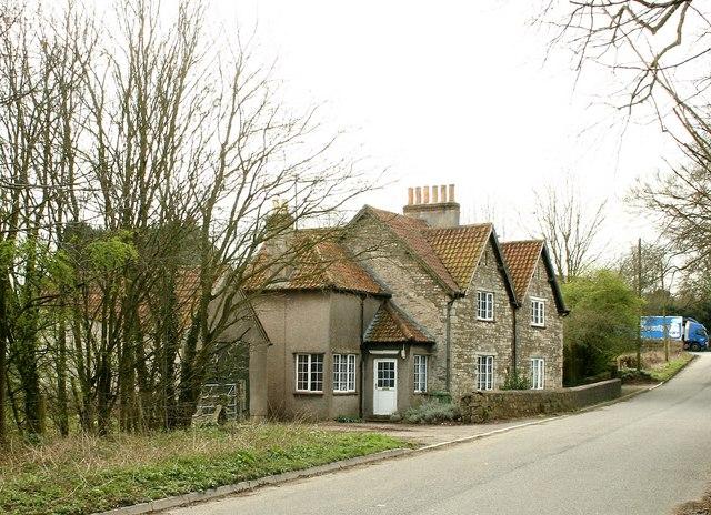2008 : House on Lullington Lane, Oldford