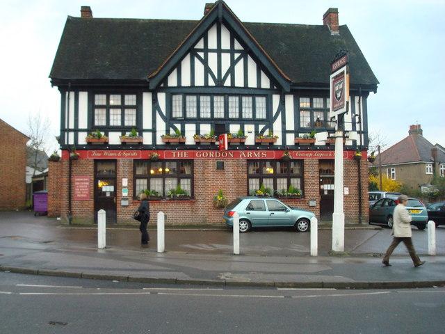 The Gordon Arms, Chislehurst, Kent