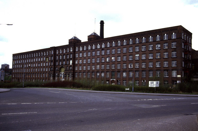 Meadow Mill, Stockport