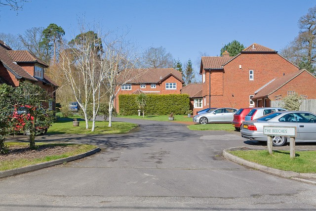 The Beeches, Slab Lane, West Wellow
