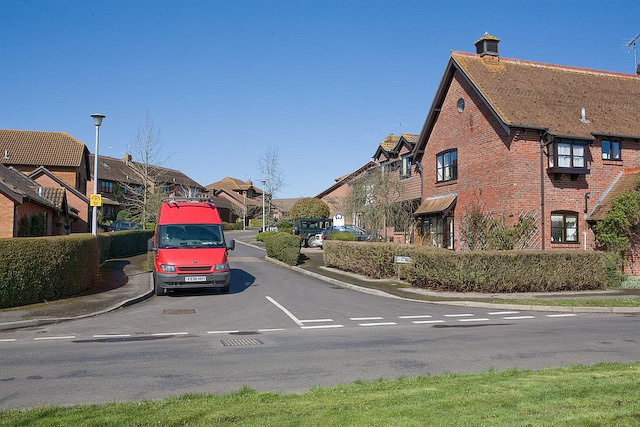 Old Cottage Close, West Wellow