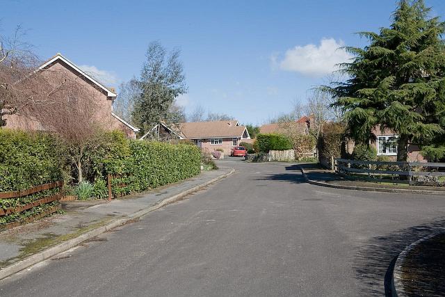 Warwick Place, Slab Lane, West Wellow