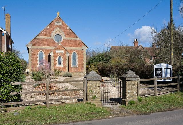 West Wellow Methodist Church, Maurys Lane
