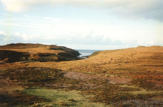 Moorland near Cuaig