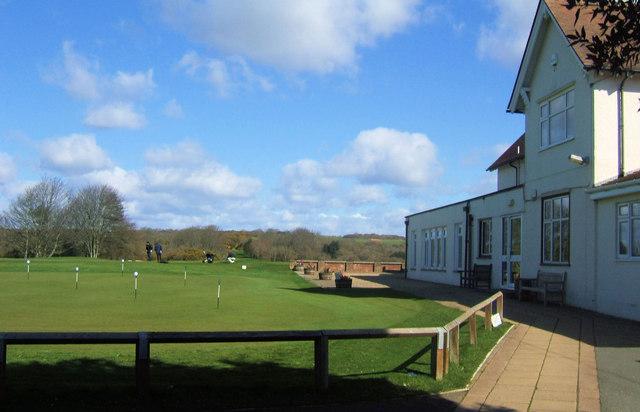 Club House, Seaford Golf Club, East Blatchington, Seaford, East Sussex