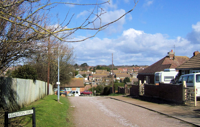 Etherton Way, Seaford, East Sussex