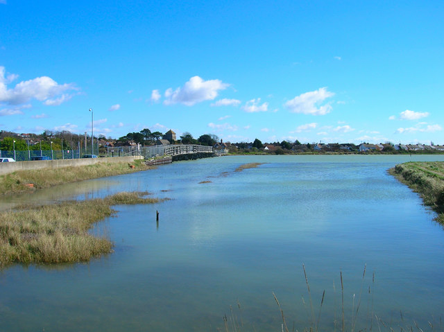 View to Old Shoreham