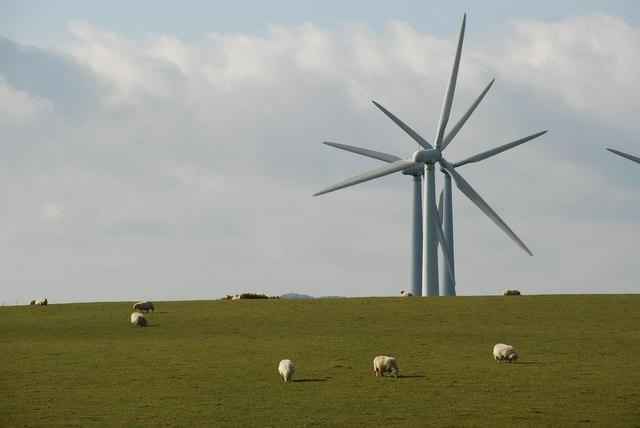 Fferm Wynt Llyn Alaw Wind Farm