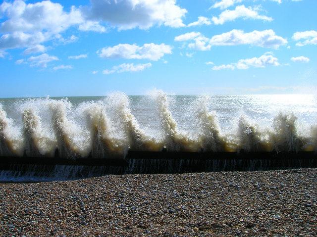 High Tide, Atherington Beach