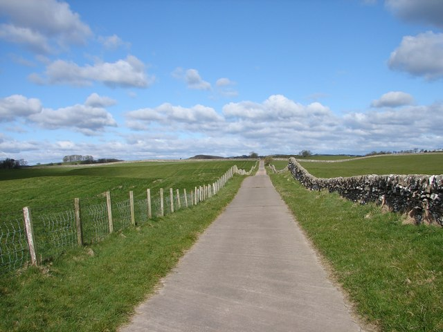 The Leaths Farmland