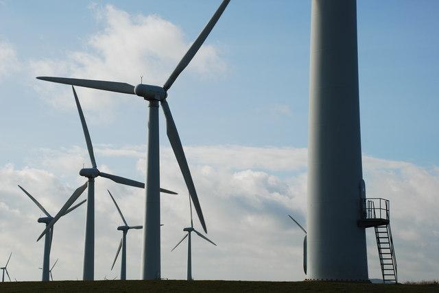 Tyrbinau Gwynt - Wind Turbines