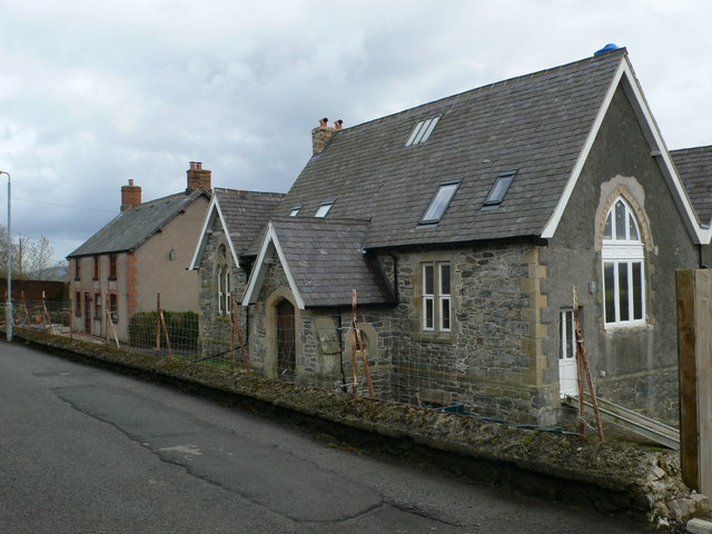 The Old School, Derwen