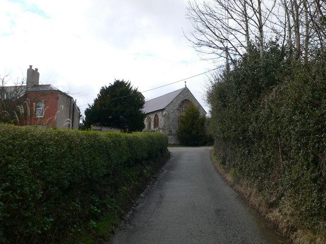 St Mary's Church, Derwen