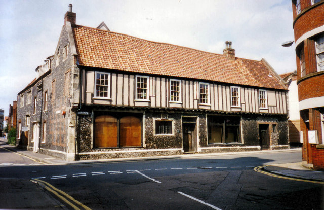 Henry Bacon's House, Colegate