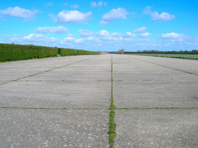 Runway, Ford Aerodrome