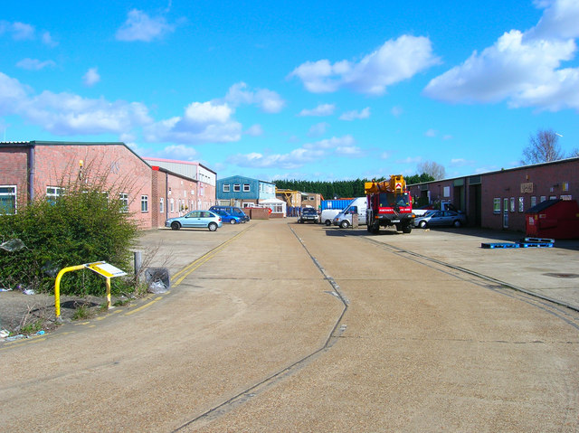 Rudford Industrial Estate