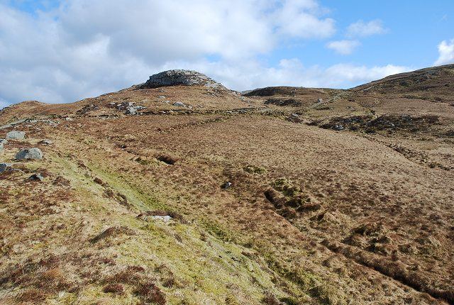 Crag and moorland
