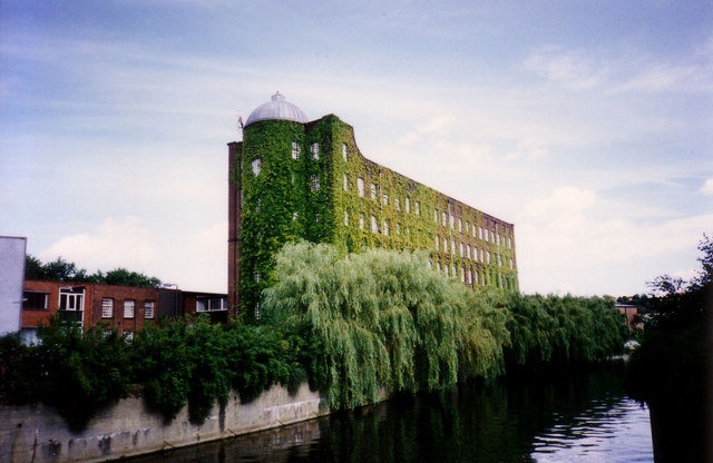 St James' Mill, Whitefriars