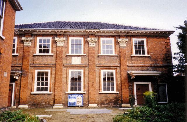 Old Meeting House, Colegate