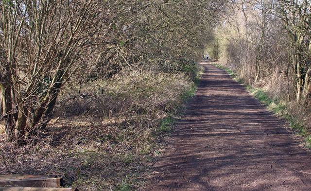The Nature Trail, Fowlmere
