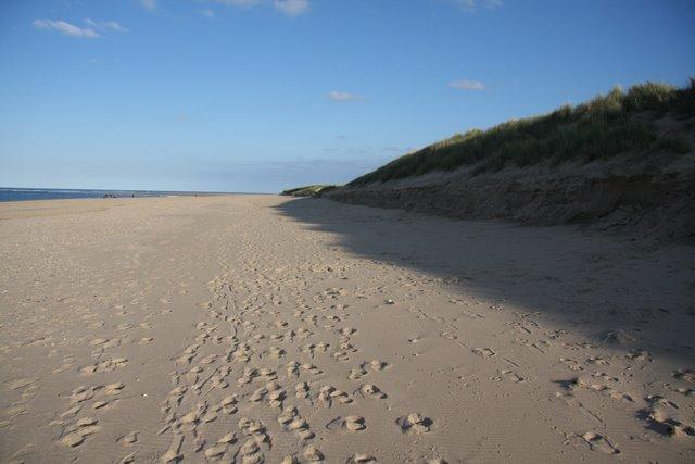 Dune front