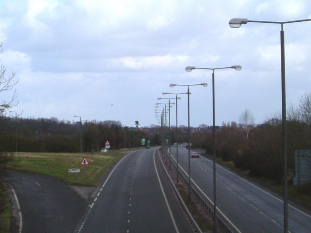 A516 Mickleover by-pass