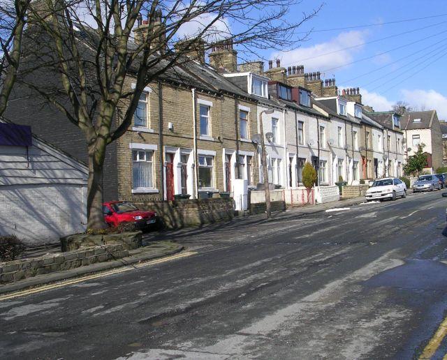 Saplin Street - Whetley Lane