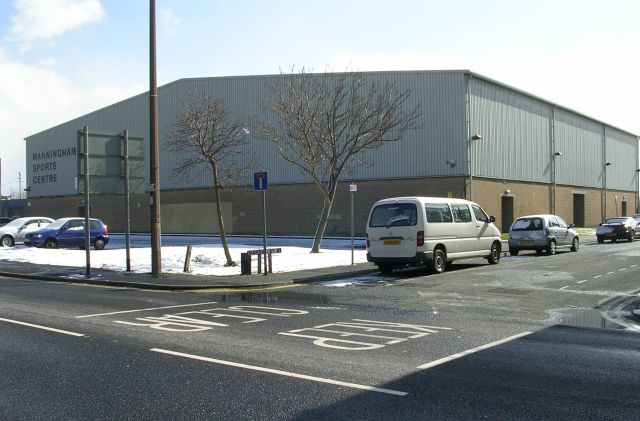 Manningham Sports Centre - Carlisle Road