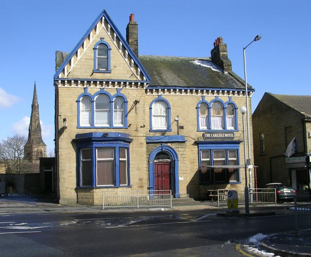 The Carlisle Hotel - Carlisle Road