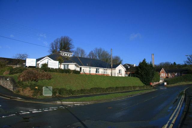 County Infirmary, Newtown, Powys