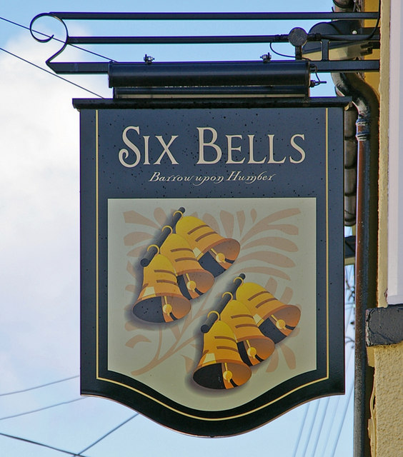 The Sign of the Six Bells