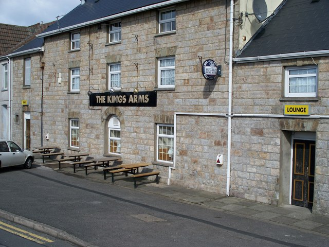 The Kings Arms, Ebbw Vale