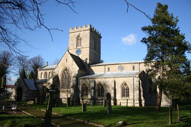 St.Swithun's church
