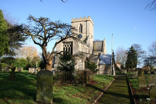 St.Swithun's churchyard