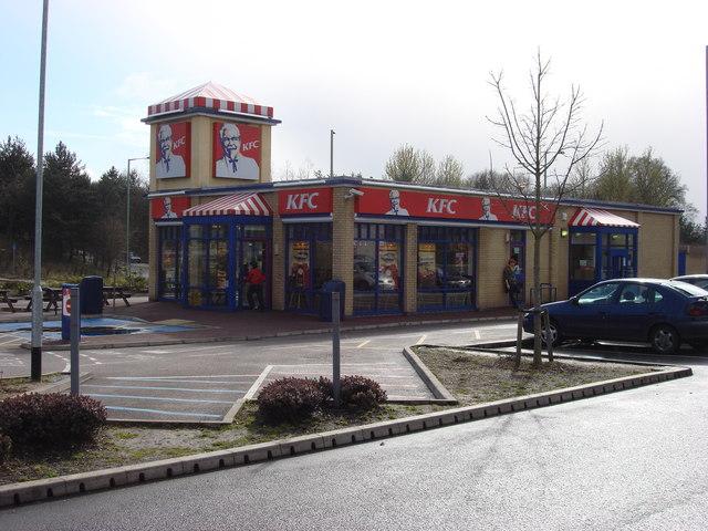 KFC, Shawlands Retail Park