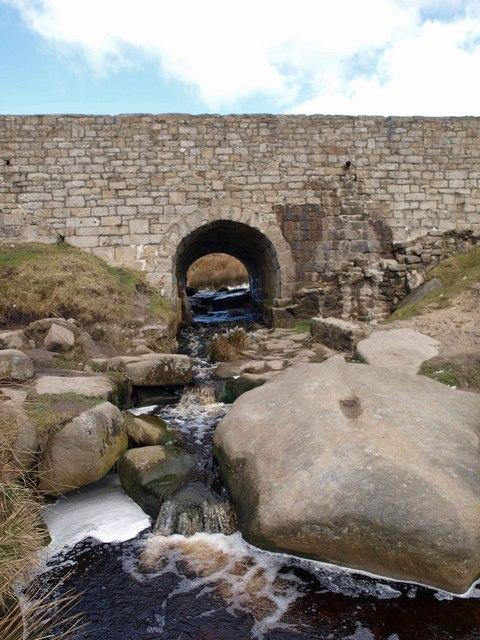 Upper Burbridge bridge