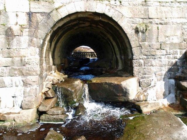 The East Upper Burbridge bridge