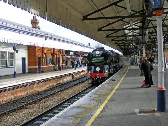 Commemorative Charter Train.