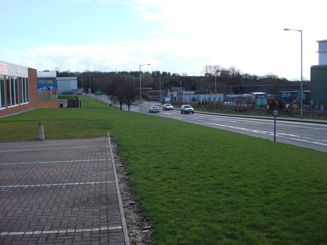 A134, Northern Road