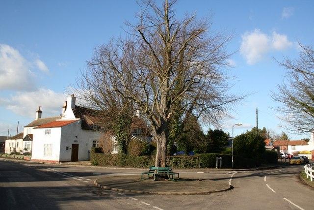 Bicker village centre