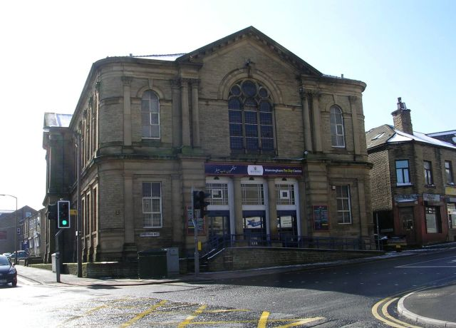 Manningham One Stop Centre - Carlisle Road