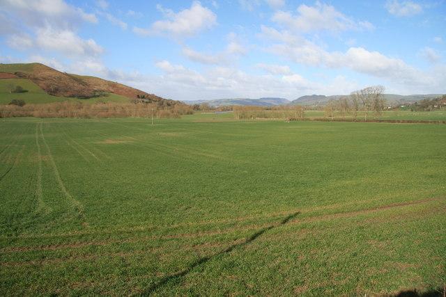 Severn Valley farmland