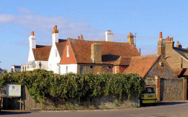 Saxon Lodge, Saxon Lane, Seaford, East Sussex